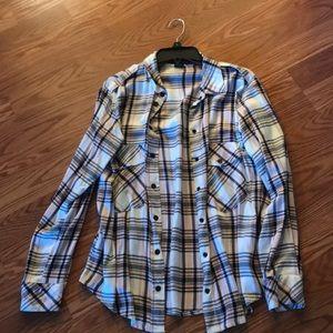SANCTUARY flannel